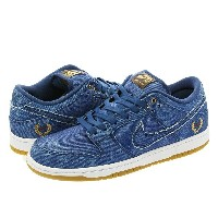 NIKE SB DUNK LOW TRD QS 【DENIM PACK】 ナイキ SB ダンク ロー TRD QS UTILITY BLUE/WHITE/GUM LIGHT BROWN