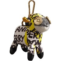 Burberry Wendy the Sheep キーリング - イエロー