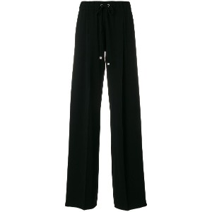Dsquared2 wide leg trousers - ブラック