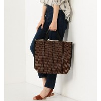 Lilas campbell  MARCHE トートバッグ【ザ ステーションストア ユナイテッドアローズ/THE STATION STORE UNITED ARROWS LTD. レディス...