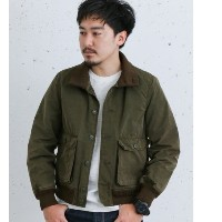 Sonny Label NYUZELESS VALSTER JACKET【アーバンリサーチ/URBAN RESEARCH メンズ その他(アウター) OLIVE ルミネ LUMINE】