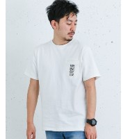 Sonny Label MAGIC NUMBER POCKET LOGO T-SHIRTS【アーバンリサーチ/URBAN RESEARCH メンズ Tシャツ・カットソー WHITE ルミネ...