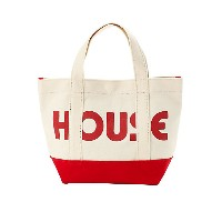 【SALE(伊勢丹)】 IN THE HOUSE  HOUSE LUNCH TOTE BAG レッド 【三越・伊勢丹/公式】 ランドセル・バッグ~~その他