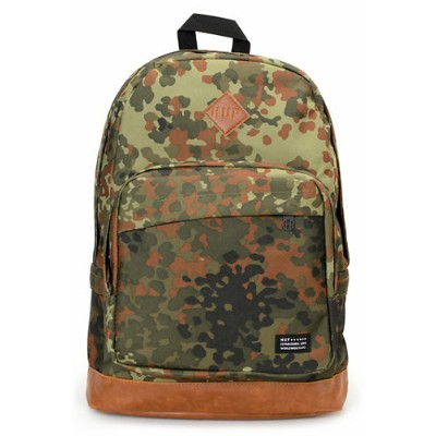 [HUF] HUF Woodland Camo Laptop Backpack ハフ リック バックパック