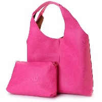 【SALE 50%OFF】【大人気! HIT ITEM】フィラノ FIRANO 【GINGER掲載】ソフトスクエアトートバッグ(Bag in Bag付) (PINK) レディース