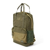 UR TRAVEL COUTURE by LOWERCASE PORTER Force Day Pack【アーバンリサーチ/URBAN RESEARCH メンズ リュック OLIVE ルミネ...