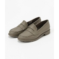 HUNTER/ハンター  ORIGINAL PENNY LOAFER(WFF1006RMA) CLY 【三越・伊勢丹/公式】 靴~~レディースシューズ~~レインシューズ