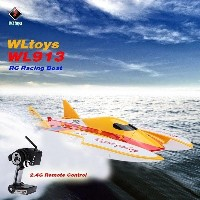 Children s Christmas Gift WLtoys WL913 2.4G Remote Control Brushless Motor Water-Cooling System High