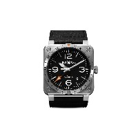 Bell & Ross BR 03-93 GMT 42mm - Black B Black