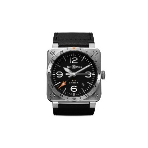Bell & Ross BR 03-93 GMT 42mm - ブラック