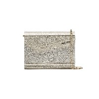 Jimmy Choo Candy クラッチバッグ - メタリック