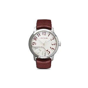 Ulysse Nardin クラシコ ジェイド 37mm Farfetch限定 - White Mop / Burgundy Arab