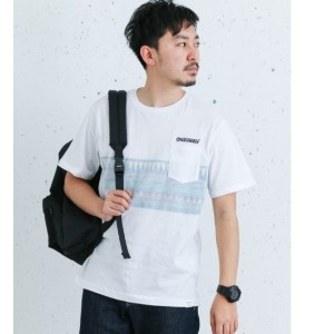 Sonny Label MAGIC NUMBER INSIDE PRINT T-SHIRTS【アーバンリサーチ/URBAN RESEARCH メンズ Tシャツ・カットソー BLUE ルミネ...
