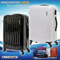ENDO LUGGAGE FREQUENTER wave スーツケース 3~5泊 56L 1-621