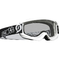 スコット SCOTT Youth Agent Goggle White 51-2941 JP