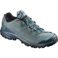 サロモン メンズ スニーカー シューズ Outpath GORE-TEX Hiking Shoe North Atlantic/Reflecting Pond/Black