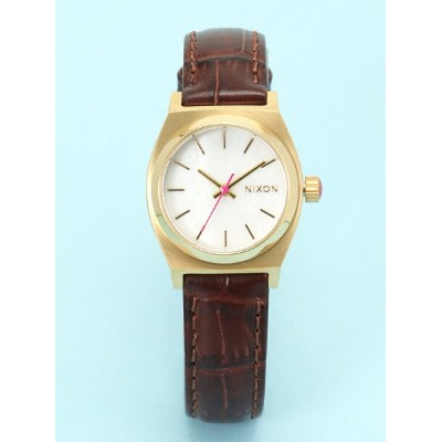 [Rakuten BRAND AVENUE]【SALE/37%OFF】NIXON / THE SMALL TIME TELLER SPECIAL (BROWN) ニクソン 腕時計 レディース 別注...