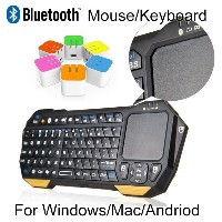 **LOCAL SELLER** [2in1 Bluetooth Keyboard+Touchpad Mouse] Slim Ultra-thin - 1stshop - EXPORT SET