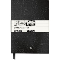 ユニセックス MONTBLANC Fine Stationary Notebook #146 110 Years, lined ノート ブラック