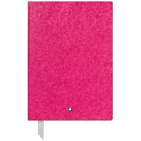 レディース MONTBLANC Fine Stationery Notebook #146 Pink, Lined ノート フューシャ
