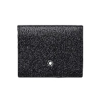 ユニセックス MONTBLANC Meisterstück Soft Grain Coin Case Black 小銭入れ ブラック