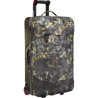 ノースフェイス レディース ボストンバッグ バッグ Stratoliner 28in Rolling Gear Bag English Green Tropical Camo/New Taupe...