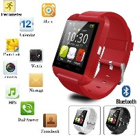 Portable Smart Phone Watch Bluetooth For Android Cellphone