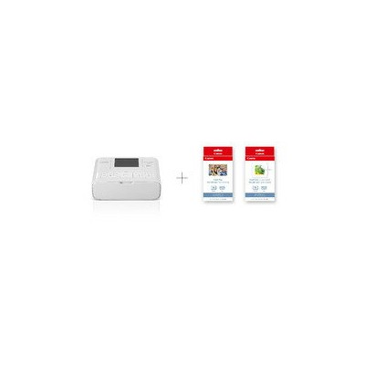 CANON SELPHY CP1300 カードプリントキット(ホワイト)[2235C012](CP1300CARDPRINTKIT(WH))【smtb-s】