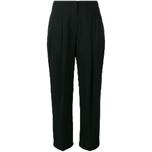3.1 Phillip Lim cropped trousers - ブラック