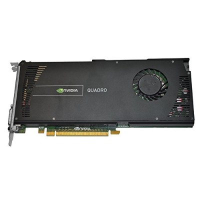 HP NVIDIA Quadro 4000 2 GB gddr5 PCI Express 2.0 x16グラフィックカード