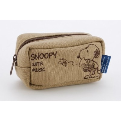SNOOPY with Music ユーフォニアムマウスピースポーチ