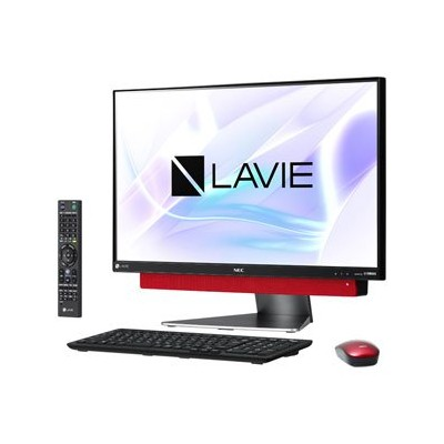 NEC PC-DA770KAR LAVIE Desk All-in-one