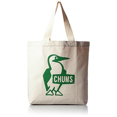 [チャムス] CHUMS Booby Canvas Tote Green