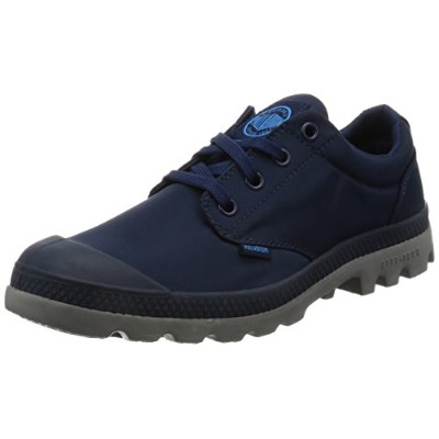 [パラディウム] スニーカー PAMPA OX PUDDLE LTWP NAVY/METAL(418) US 9.5(27.5 cm)