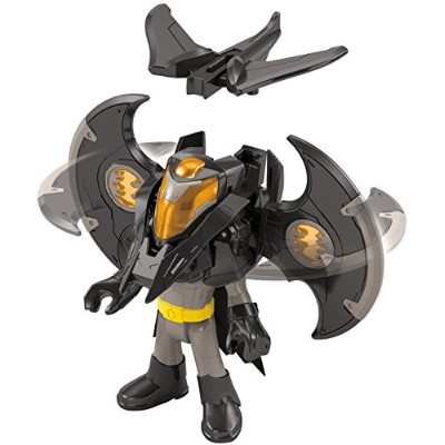 Fisher-Price Imaginext DC Super Friends Battle Armor - Batman by Fisher-Price [並行輸入品]