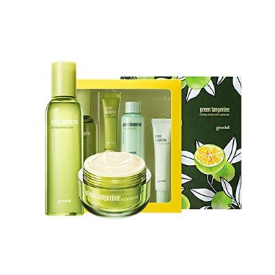 goodal Green Tangerine Honeyチョンギュル 水分ケアセットMoist Skin Care SET (Moist Toner + Moist Cream) [韓国並行輸入品]