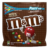 M&M's (New-Party Size) (ミルク) [並行輸入品]