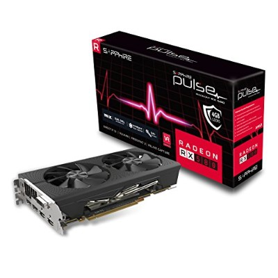 PULSE Radeon RX 580 Graphics Card