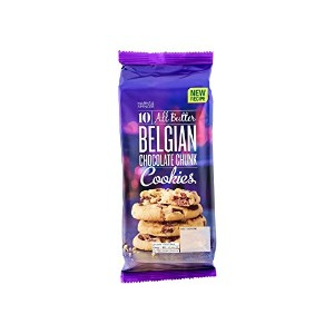 Marks & Spencer 10 All Butter Belgian Chocolate Chunk Cookies 225g - (Marks & Spencer) 10すべてのバターベルギー...