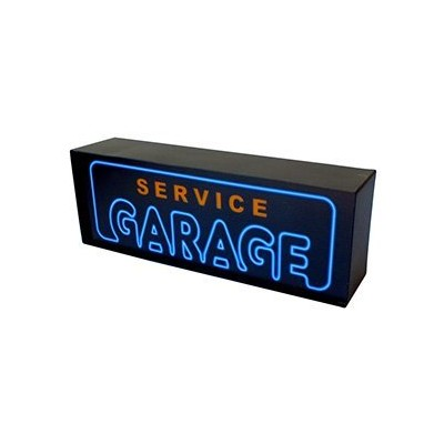 LED センサーライト ネオン LED NITE LITE NEON GARAGE