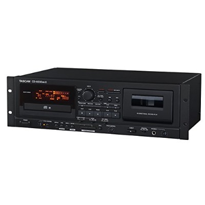 TASCAM 業務用CDプレーヤー/カセットデッキ CD-A550MKII