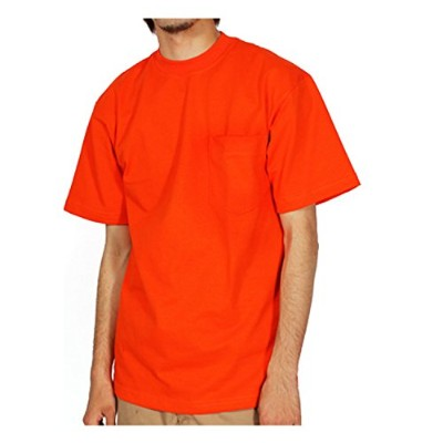 [キャンバー]CAMBER #302 POCKET T-SHIRT c302 M Burntorange(バーントオレンジ)