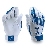 UNDER ARMOUR UA CLEAN UP BATTING GLOVES グローブ (1299530-400) (USA MENS (MD)) [並行輸入品]