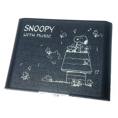 SNOOPY with Music スヌーピーリードケース 限定品《スヌーピー&ウッドストック》 (Bass Cla/T.Sax 5枚入)