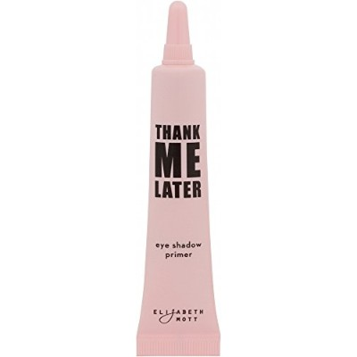 Thank Me Later Primer. アイ・シャドーParaben-free and Cruelty Free. …Eye Primer (10G)