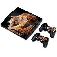 Zhhlaixing PlayStation3 Creative Ultra-thin ステッカー+2 Controller for ファンシー Skin Coverage Stickers PS3...