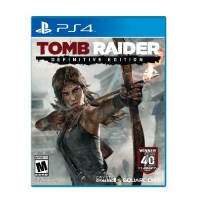 Tomb Raider: Definitive Edition (Art Book Packaging) - PlayStation 4 by Square Enix [並行輸入品]