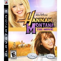 Walt Disney Pictures Presents Hannah Montana The Movie - Playstation 3 [並行輸入品]