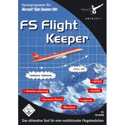 FS Flight Keeper (PC) (輸入版)