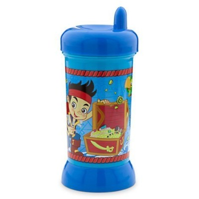 Disney Sippy Cup- BPA Free (Jake and Never Land Pirates) by Disney [並行輸入品]